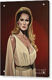 Ursula Andress 2 Acrylic Print by Paul Meijering