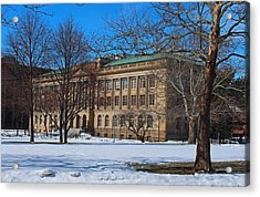 Us Court House And Custom House Acrylic Print