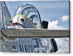 U.s. Navy T-28 Trojan  Acrylic Print