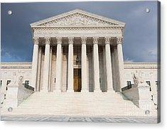 Us Supreme Court Building V Acrylic Print