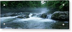 Usa, North Carolina, Tennessee, Great Acrylic Print by Panoramic Images