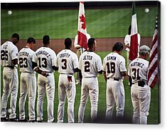 Usa-world Baseball Classic Acrylic Print