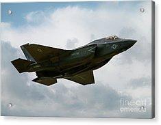 Usaf F35 Acrylic Print