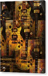 Use You Illusion Acrylic Print by Bill Cannon