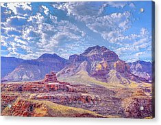 Utah Revisited Acrylic Print