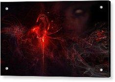 Utherworlds Tougredas Acrylic Print by Philip Straub