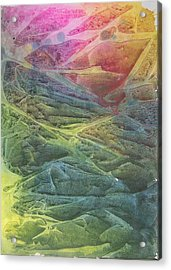 Vaarn Acrylic Print by Jackie Mueller-Jones