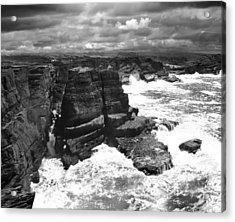 Valentia Island, Kerry, Ireland Acrylic Print