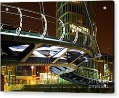 Valentines Bridge, Bristol Acrylic Print