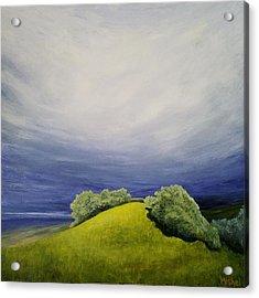 Valle Vista Meadow Acrylic Print