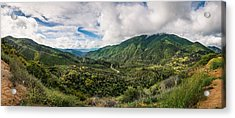 Valley Of Promise Acrylic Print