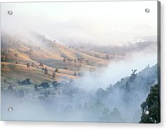 Valley Of Whispers Acrylic Print