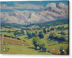 Valley Schweiberg Acrylic Print