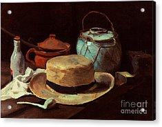 Van Gogh: Still Life, 1885 Acrylic Print by Granger