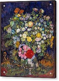 van Gogh's Vase          Acrylic Print