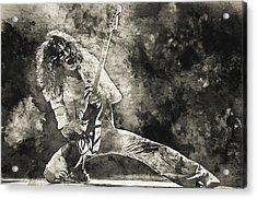 Van Halen - 09 Acrylic Print