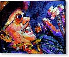 Van Acrylic Print