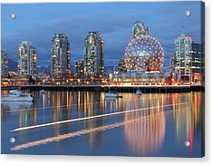 Vancouver Science World Acrylic Print