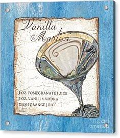 Vanilla Martini Acrylic Print