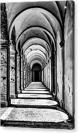 Vanishing Point Acrylic Print