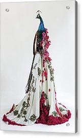 Vanity Acrylic Print by Afke Golsteijn