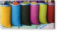 Variety Is The Spice Of Life Acrylic Print