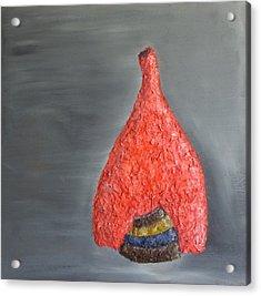 Vase N Bowls Acrylic Print