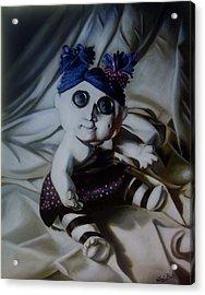 Vashler Baby Doll Acrylic Print