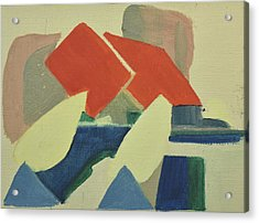Vastkusten, West Coast,hamburgsund 1985_1249 Up To 120 X 90 Cm Acrylic Print