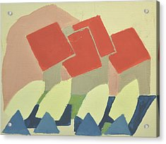 Vastkusten, West Coast,hamburgsund 1985_1250 Up To 90 X 60 Cm Acrylic Print