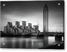 Vauxhall Bridge, London Acrylic Print