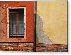 Venetian Colors 1 Acrylic Print by Art Ferrier