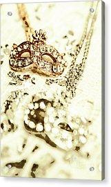 Venetian Crystal Style Acrylic Print