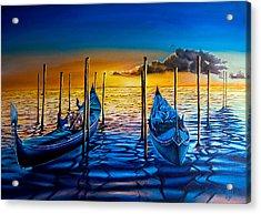 Venetian Lights 7 Acrylic Print