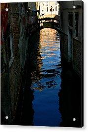 Venice-12 Acrylic Print by Valeriy Mavlo