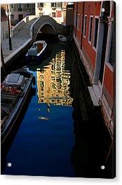 Venice-13 Acrylic Print by Valeriy Mavlo