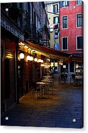 Venice-18 Acrylic Print by Valeriy Mavlo
