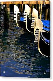 Venice-2 Acrylic Print by Valeriy Mavlo
