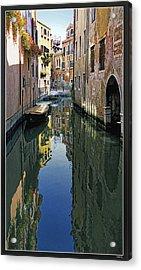 Venice 26 Acrylic Print by Victor Yekelchik