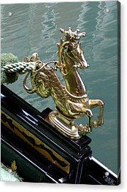 Venice-6 Acrylic Print by Valeriy Mavlo