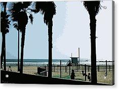 Venice Beach California Acrylic Print