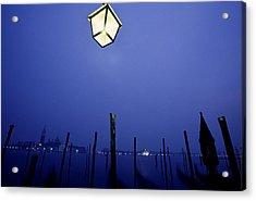 Venice Acrylic Print by Brad Rickerby