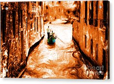 Venice City Acrylic Print
