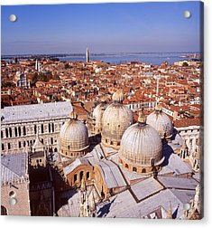 Venice From Above Acrylic Print