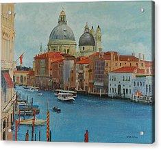 Venice Grand Canal I Acrylic Print