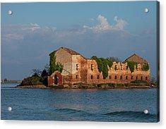 Venice Lagoon Acrylic Print by Art Ferrier
