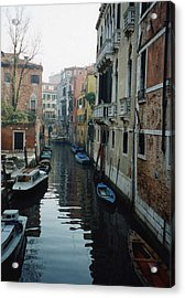 Acrylic Print featuring the photograph Venice by Marna Edwards Flavell