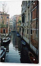 Venice Acrylic Print by Marna Edwards Flavell
