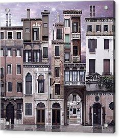 Venice Reconstruction 1 Acrylic Print