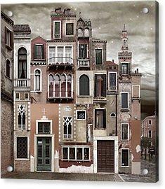 Venice Reconstruction 2 Acrylic Print